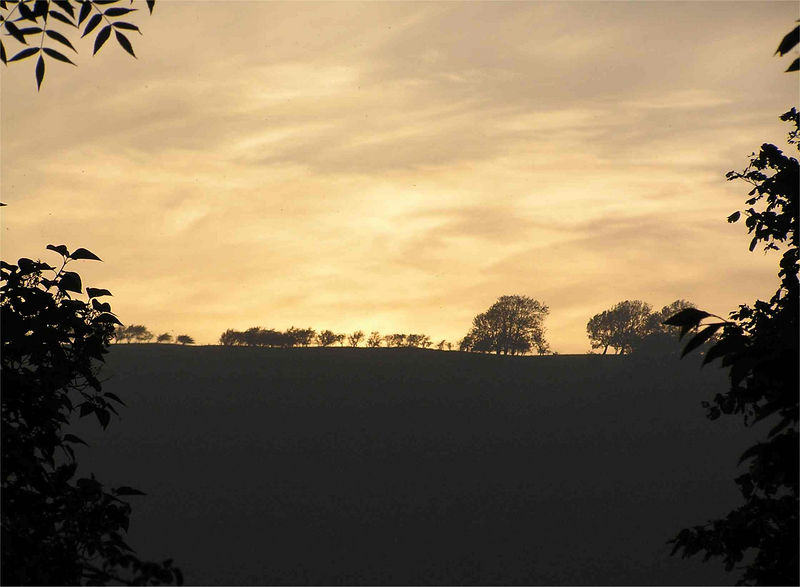 Lake District late sun June 2005