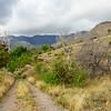 Huachucha Mtns,  Ash Canyon B&B, 4/8/2016, Sierra Vista, AZ.