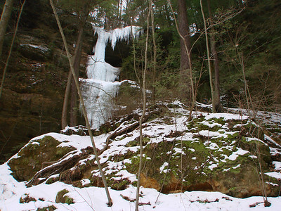 Hocking Hills, Ohio Larry's Photos 2011 Jan.