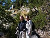 Jeff and Laurie Shumaker<br /> Trail to Cub Lake - Rocky Mountain National Park<br /> October 2, 2005