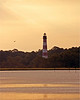 """Guiding Light4""- Assateague Lighthouse, Sunrise 9-1-07."