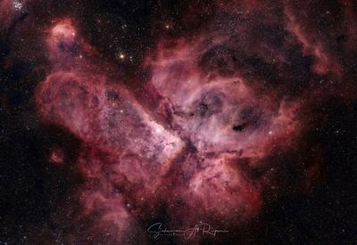 Eta Carina Nebula, NGC3372