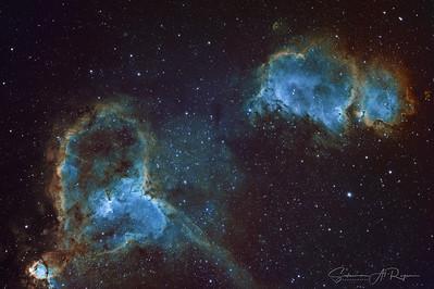 Heart & Soul Nebula