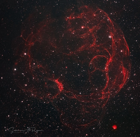 Speghitti Nebula
