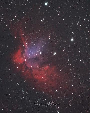 Wizard Nebula NGC-7380