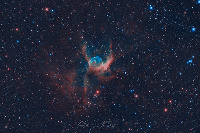 Thor's Helmet – NGC 2359