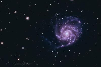 Pinwheel Galaxy, M101