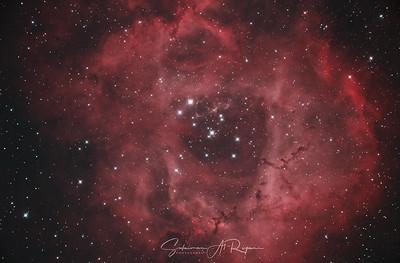 Rosette Nebula, M-2237