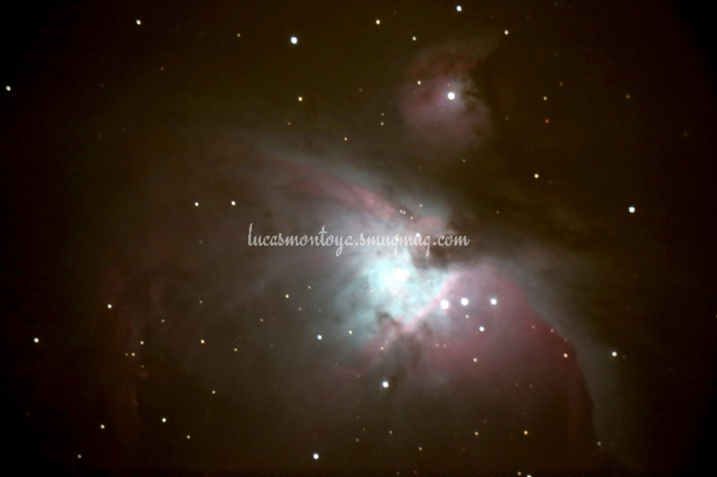 Orion Nebula (M42), 11 Oct 2015 - Colorado Springs, CO