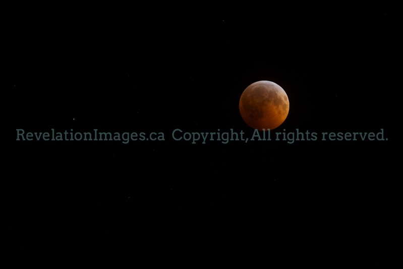 Lunar Eclipse at Winter Solstice