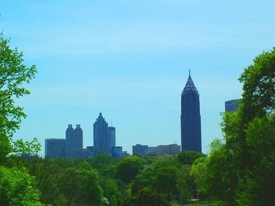 Another Midtown skyline view