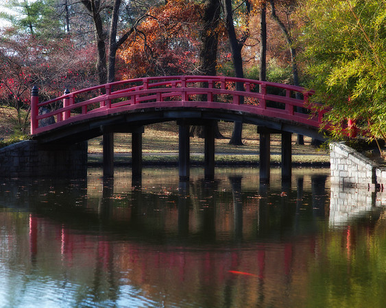 Audubon Park Bridge