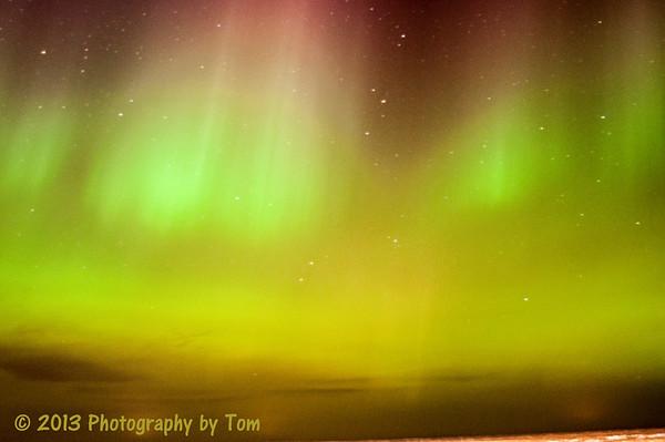 Aurora Borealis-03-16/17-2013