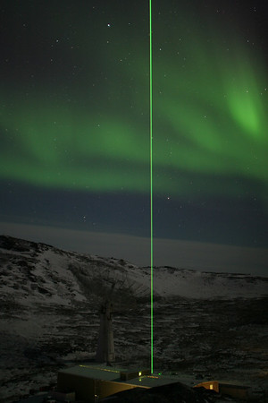 Aurora, Greenland