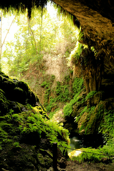West cave hike