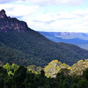 The Three Sisters rock formation overlooks the Jamison Valley near Katoomba 2
