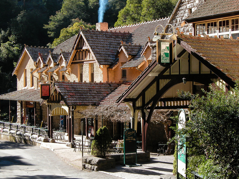 Jenolan Caves, Blue Mountains, Australia