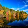 Mesmerized at Starret Lake
