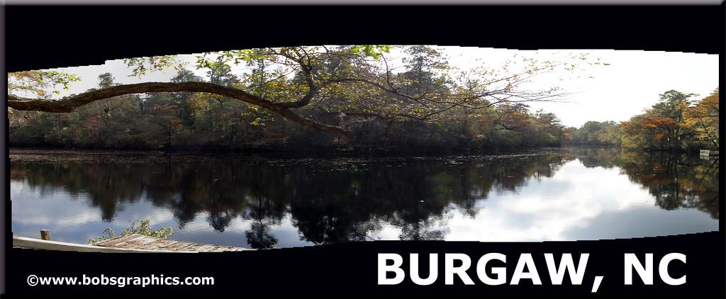 "BURGAW, NC ""SHELTER CREEK"""