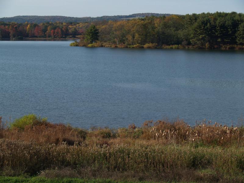Lake at Montour Preserve