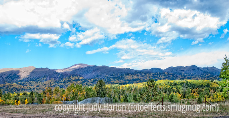Autumn, near Cripple Creek in Colorado; best viewed in the largest sizes