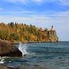 """Autumn at the Lighthouse"""
