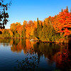 Autumn Colorfest at Little Horsehead Lake