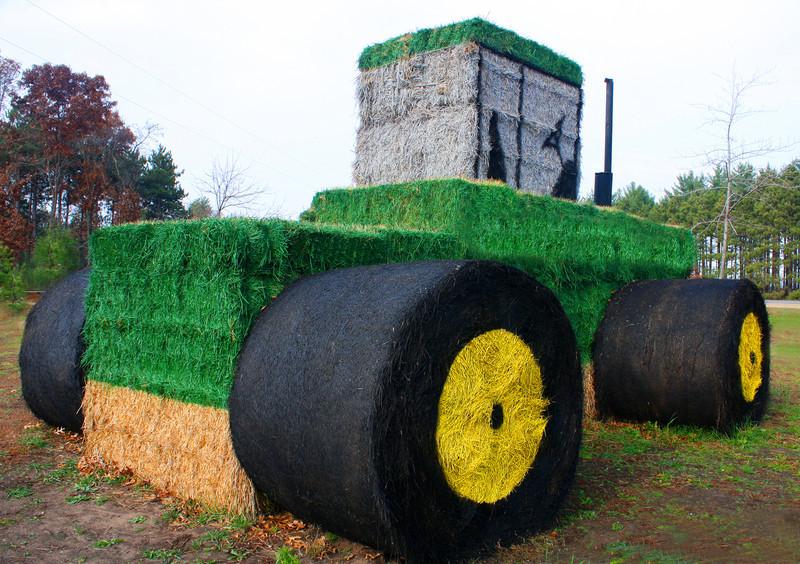"""""""Hay Tractor"""""""