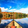 Autumn in a Canoe  6
