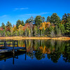 Allequash Lake Reflections 1