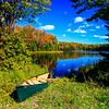 Autumn is the Time to Canoe
