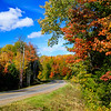 Autumn's Colorful Roads  5