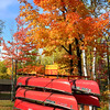 Anyone for a Autumn Canoe Ride?
