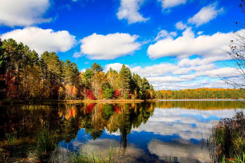 Autumn at Starrett Lake