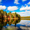Autumn at Starrett Lake