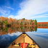 Autumn in a Canoe   8