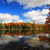 """ Fantastic Autumn ""  Boulder Junction Wisconsin"
