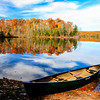Autumn in a Canoe  2