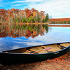 Autumn in a Canoe  1