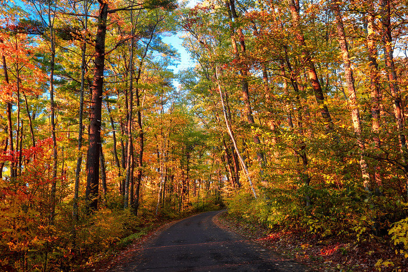 Colorful Country Roads 3