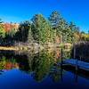 Allequash Lake Reflections 2