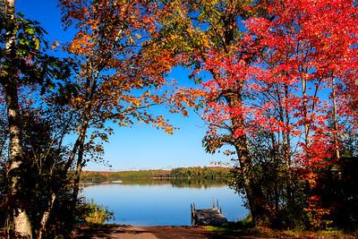 Autumn at Wildcat Lake