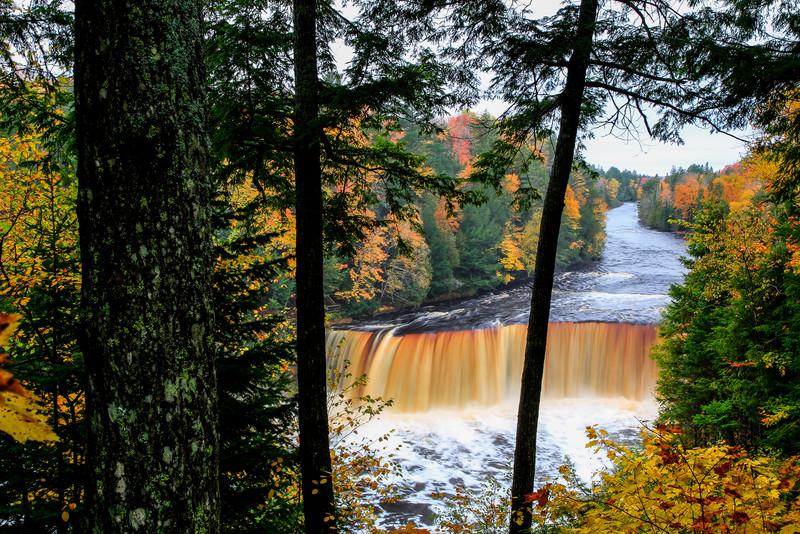 Fall at Tahquamenon Falls 6
