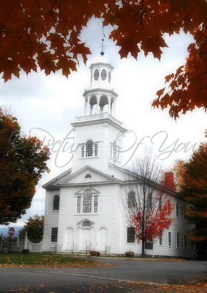 The Old First Church, Bennington, Vermont