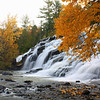 """ Bond Falls in the Fall ""  2"