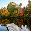 Autumn Color on the Manitowish 7