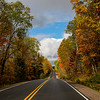 Beautiful Autumn Roads - Hwy B 4