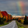 Autumns Rainbow of Colors