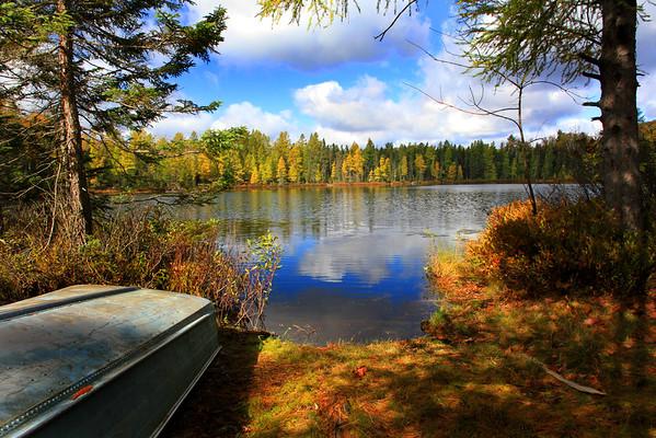 An Autumn Getaway