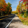 Beautiful Autumn Roads - Hwy B 2